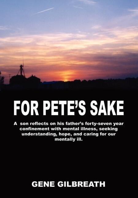 For Pete's Sake als Buch (gebunden)