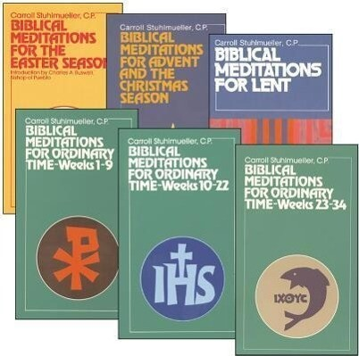 Biblical Meditations for Ordinary Time als Taschenbuch