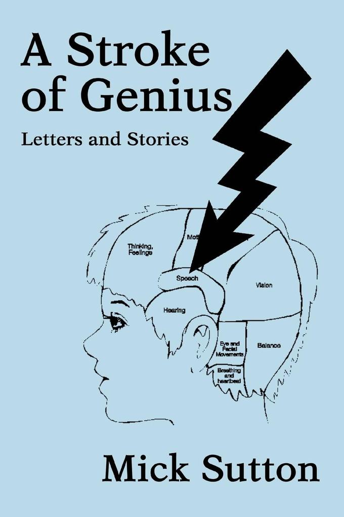A Stroke of Genius: Letters and Stories als Taschenbuch