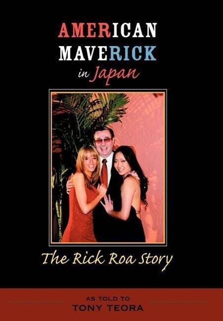 American Maverick in Japan als Buch (gebunden)