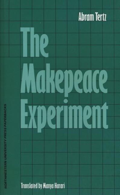 The Makepeace Experiment als Taschenbuch
