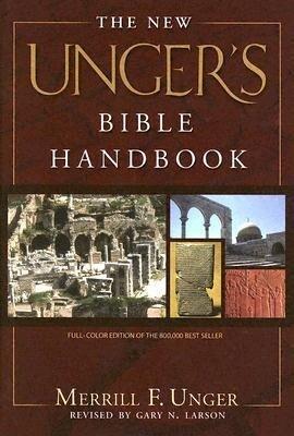 The New Unger's Bible Handbook als Buch (gebunden)