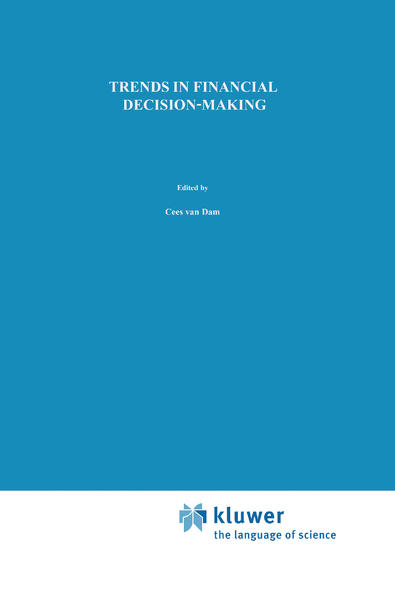 Trends in Financial Decision Making als Buch von