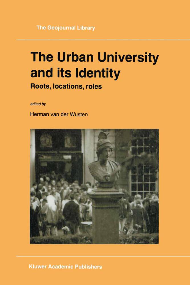 The Urban University and its Identity als Buch (gebunden)