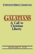 Galatians- Everyman's Bible Commentary: A Call to Christian Liberty