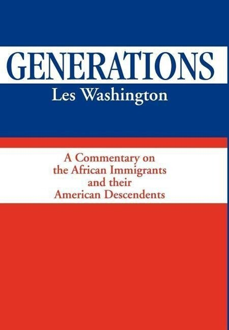 Generations als Buch von Les Washington