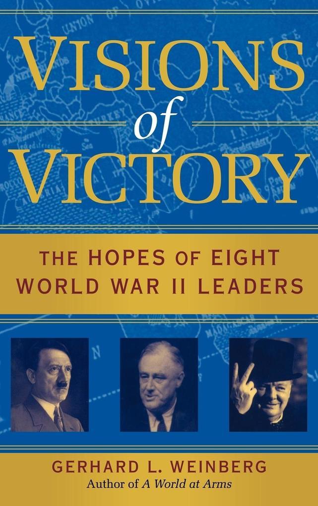 Visions of Victory als Buch (gebunden)