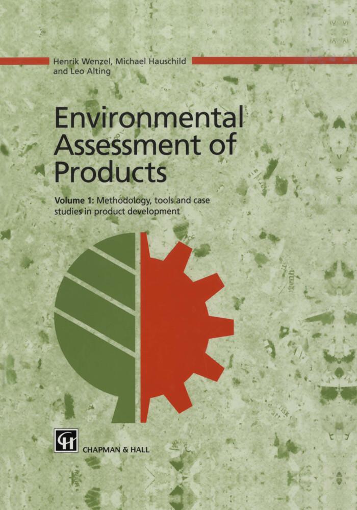 Environmental Assessment of Products als Buch (gebunden)