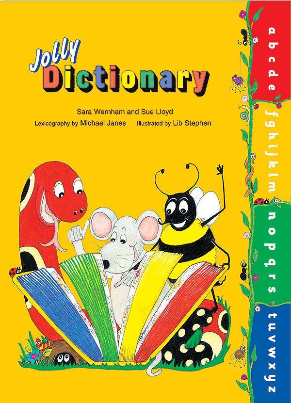 Jolly Dictionary als Taschenbuch