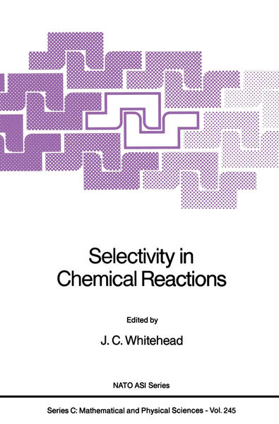 Selectivity in Chemical Reactions als Buch (gebunden)