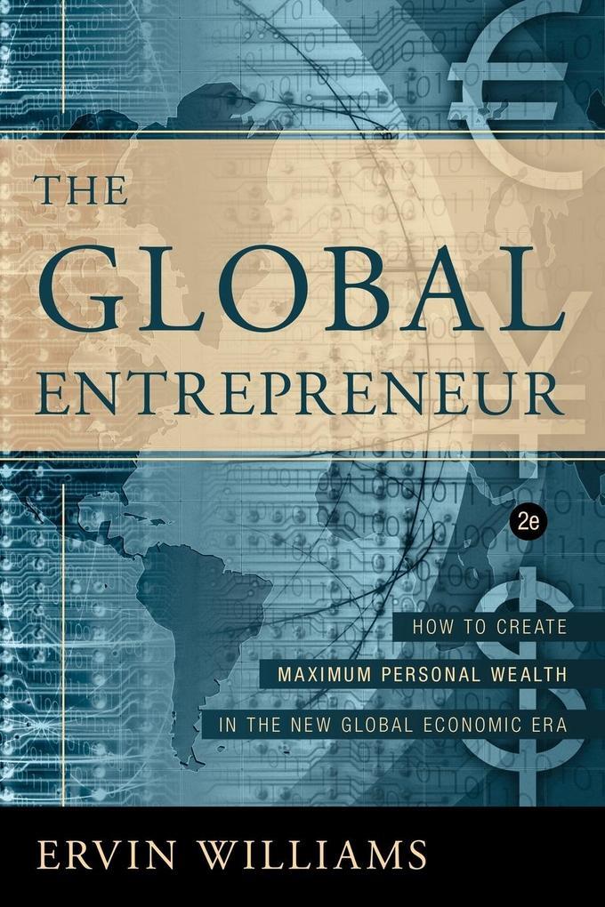 The Global Entrepreneur als Taschenbuch
