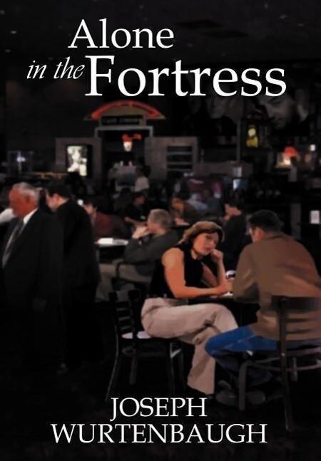Alone in the Fortress als Buch (gebunden)
