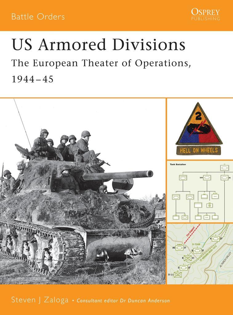 Us Armored Divisions als Taschenbuch