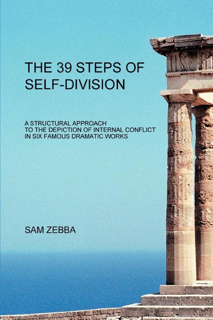 The 39 Steps of Self-Division als Taschenbuch