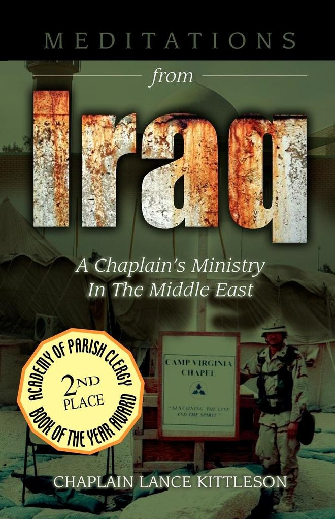 Meditations from Iraq als Taschenbuch