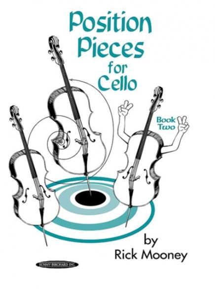 Position Pieces for Cello, Bk 2 als Taschenbuch