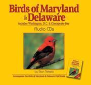 Birds of Maryland & Delaware Audio