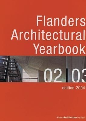 Flanders Architectural Yearbook 02/03 als Buch (gebunden)