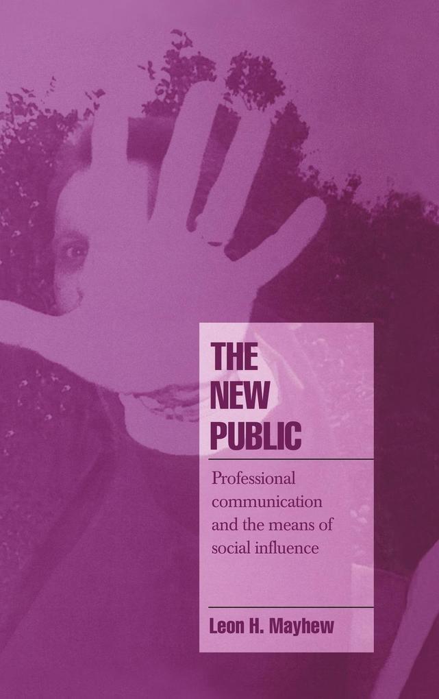 The New Public als Buch (gebunden)
