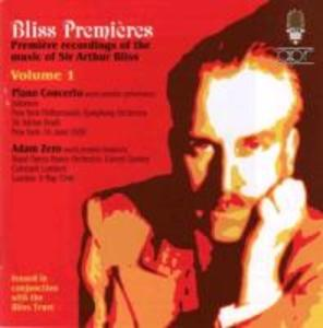 Bliss Premieren 1939 & 1946 als CD