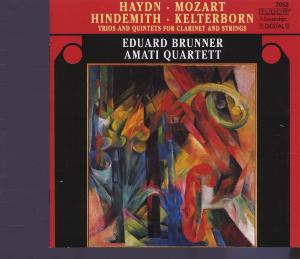Trios U.Quintette F.Klarinet als CD