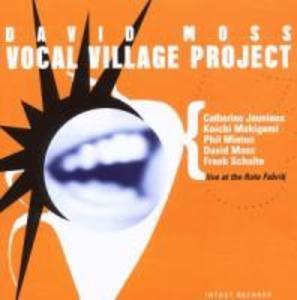 Vocal Village Project als CD