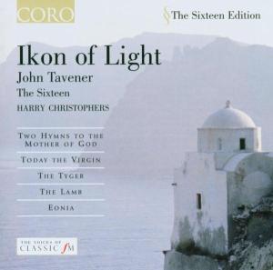 Ikon Of Light als CD