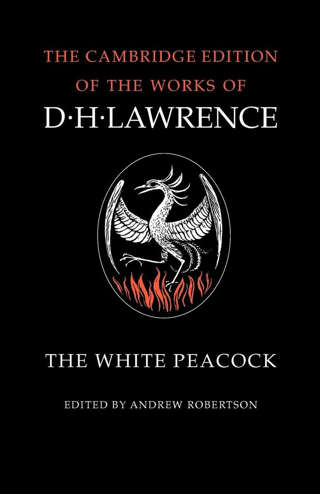 The White Peacock als Taschenbuch