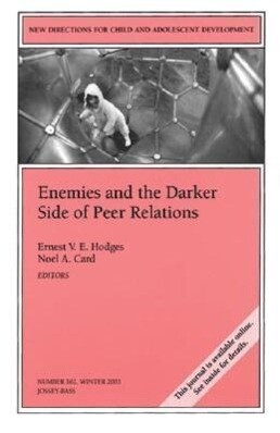 Enemies and the Darker Side of Peer Relations als Taschenbuch