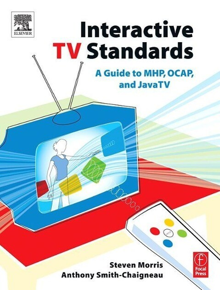 Interactive TV Standards als Buch (gebunden)