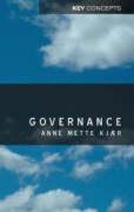 Governance als Buch (gebunden)
