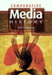 Comparative Media History als Buch (gebunden)