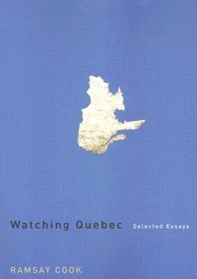 Watching Quebec als Taschenbuch