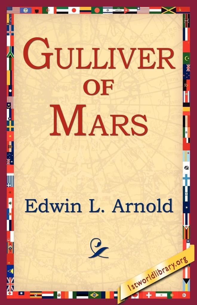 Gulliver of Mars als Taschenbuch