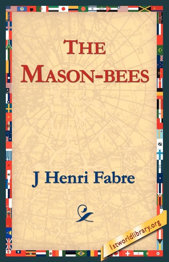 The Mason-Bees als Taschenbuch