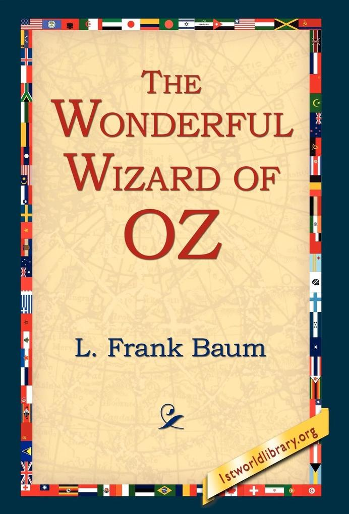 The Wonderful Wizard of Oz als Buch (gebunden)