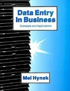 Data Entry in Business: Concepts and Applications