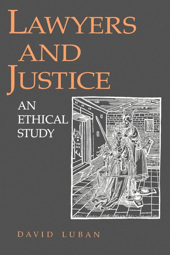 Lawyers and Justice als Taschenbuch
