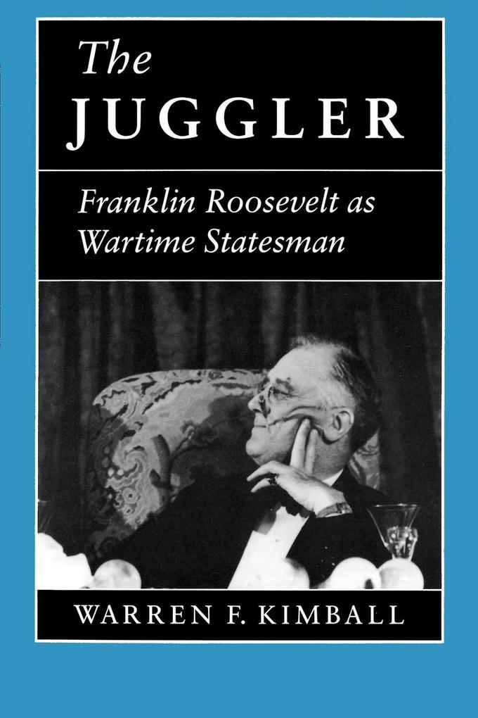 The Juggler als Taschenbuch