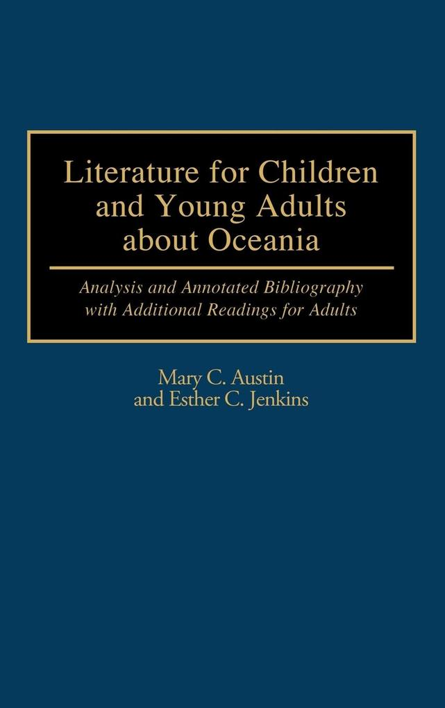 Literature for Children and Young Adults about Oceania als Buch (gebunden)