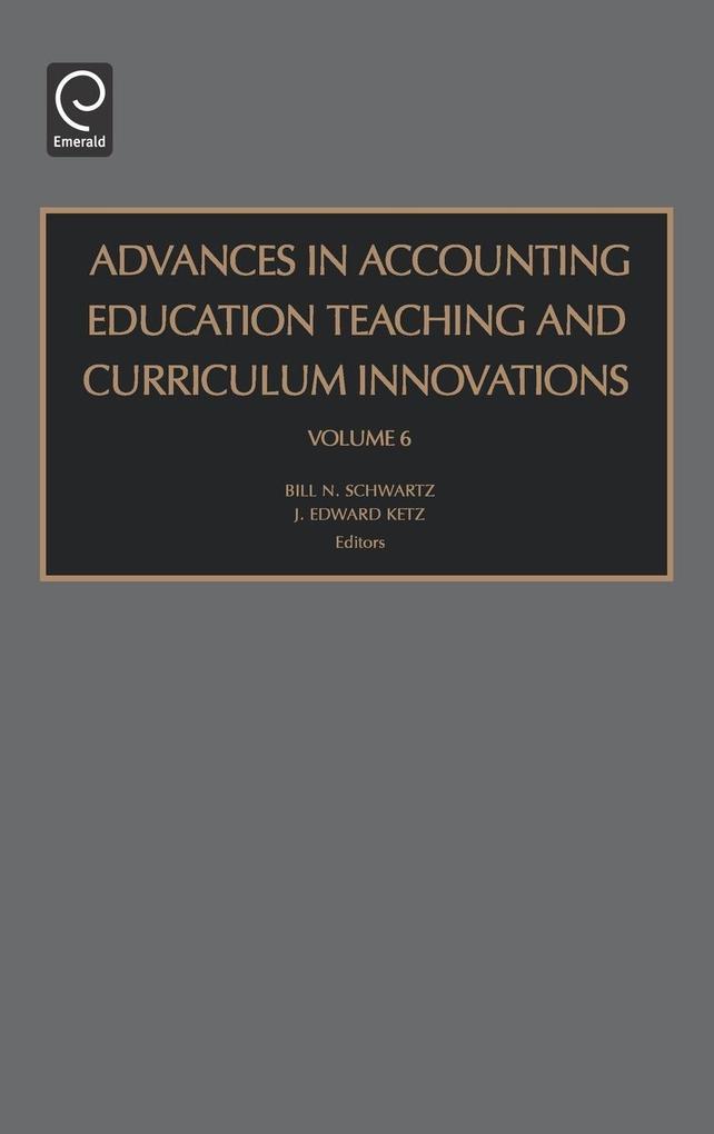 Adv Accounting Education Aae6 H als Buch (gebunden)