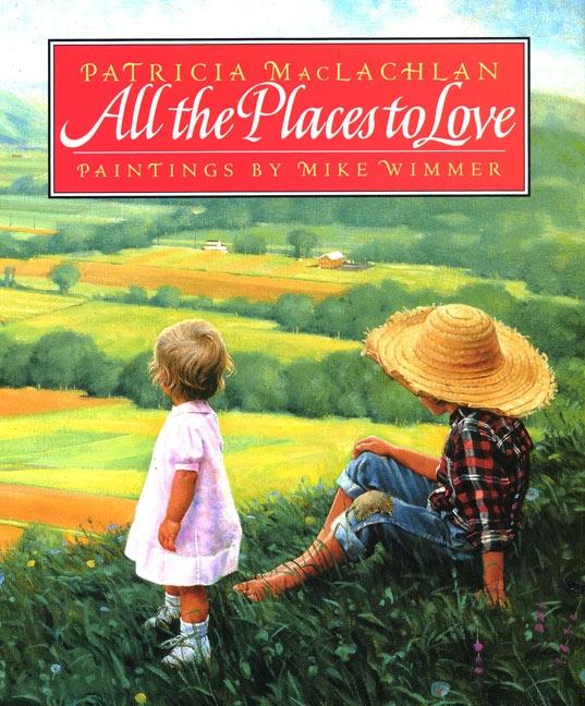 All the Places to Love als Buch (gebunden)