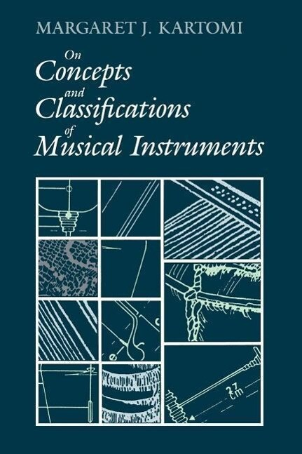 On Concepts & Classifications of Musical Instruments als Taschenbuch