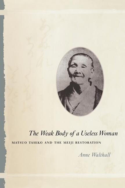 The Weak Body of a Useless Woman als Taschenbuch