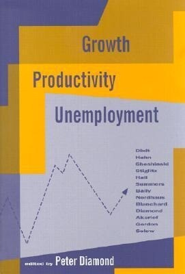 Growth/Productivity/Unemployment: Essays to Celebrate Bob Solow's Birthday als Buch (gebunden)