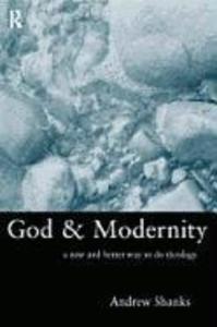 God and Modernity als Buch (gebunden)