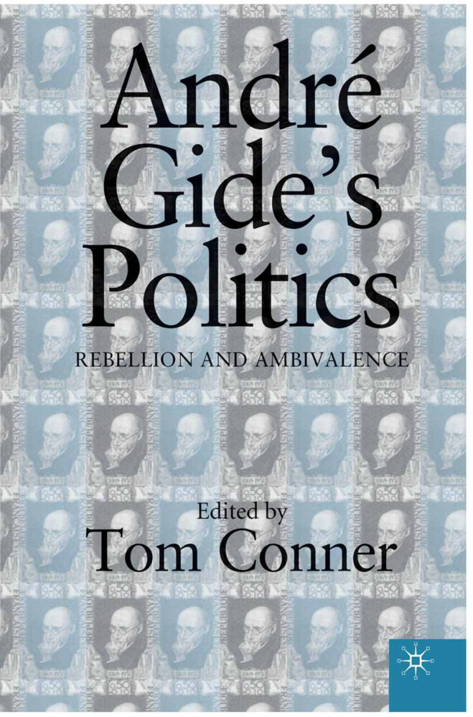 Andre Gide's Politics als Buch (gebunden)