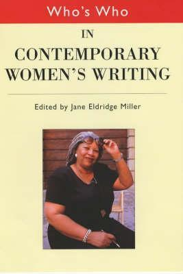 Who's Who in Contemporary Women's Writing als Buch (gebunden)