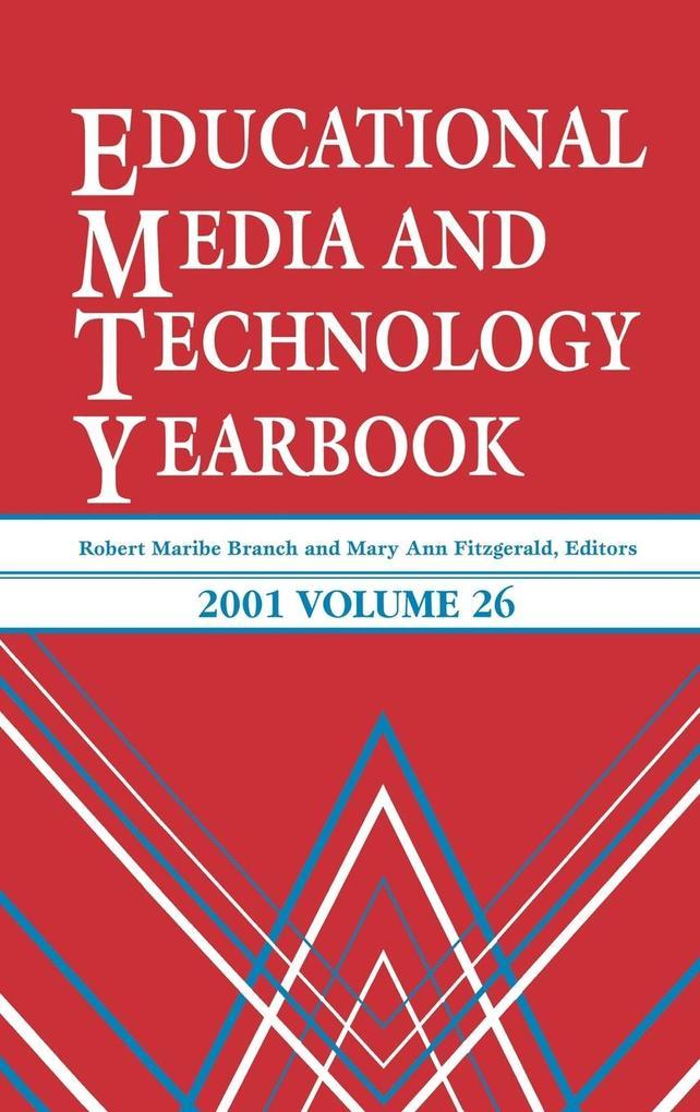 Educational Media and Technology Yearbook 2001 (2001) als Buch (gebunden)