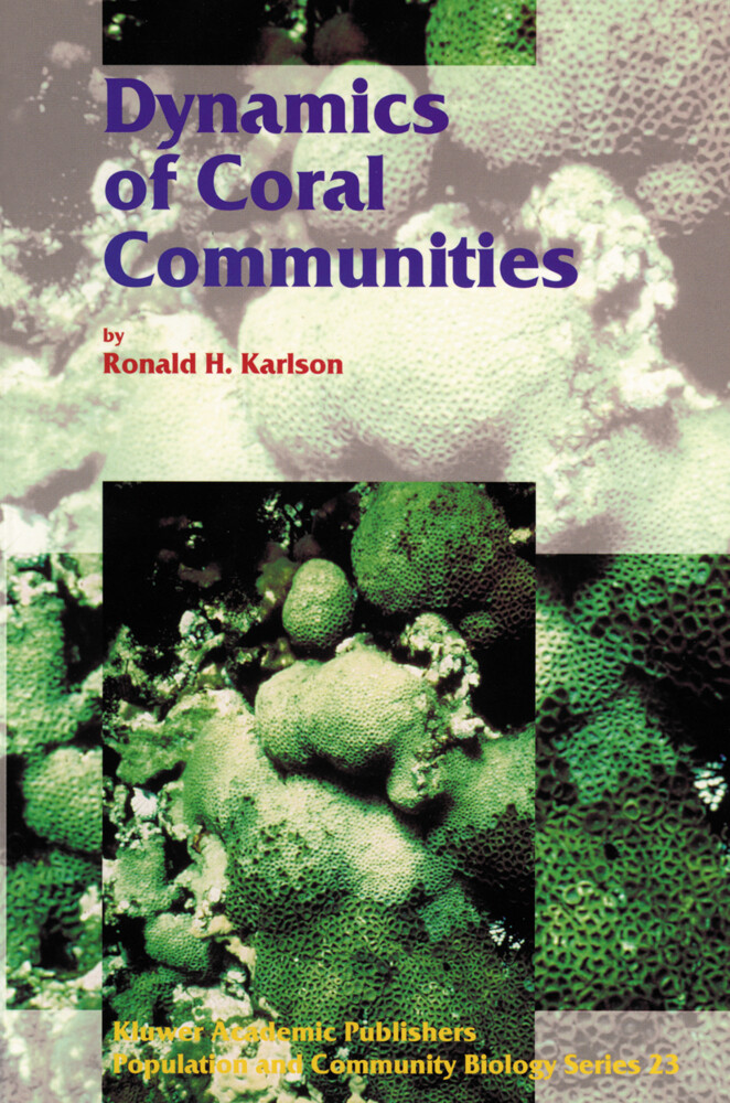 Dynamics of Coral Communities als Buch (gebunden)